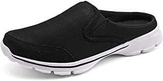 Slippers Ladies Mens Summer Slip-On Beach Sandals Garden Clogs Mules Unisex Indoor Outdoor Comfortable Casual Home Shoes