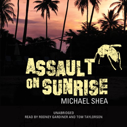 Assault on Sunrise audiobook cover art