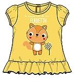 Chicco - Vestido - para bebé niña Amarillo 3 Mes