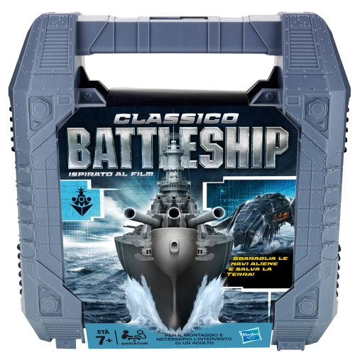 Hasbro - Battleship Movie Edition