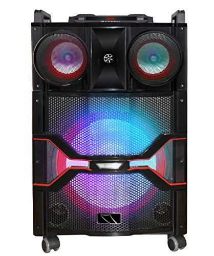 Sytech SY-XT70 XtremeBass - Torre de Sonido - Sistema acústico profesional, color negro