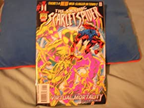 THE AMAZING SCARLET SPIDER VIRTUAL MORTALITY 2 OF4