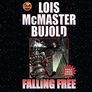 Falling Free                   By:                                                                                                                                 Lois McMaster Bujold                               Narrated by:                                                                                                                                 Grover Gardner                      Length: 8 hrs and 44 mins     23 ratings     Overall 4.1