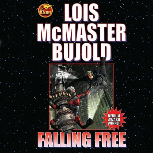 Falling Free audiobook cover art