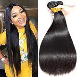 FZY Human Hair Straight Hair Bundle brasilianische haare Straight Bündel 8a Straight Human hair Bundles 300 g Total 12 14 16 INCH