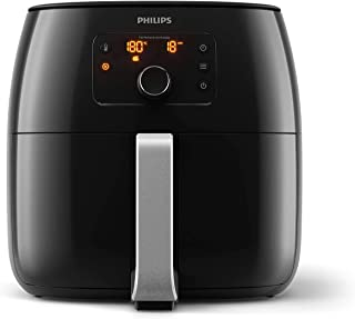 Philips Avance Collection Air Fryer XXL, 1.4 kg, HD9650/91, Black