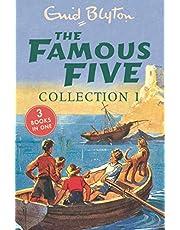 Blyton, E: Famous Five Collection 1