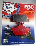 EBC FA106TT - Pastillas de Freno compatibles con Suz-uki GZ 250 LS 650 TU 250 VL 125 250