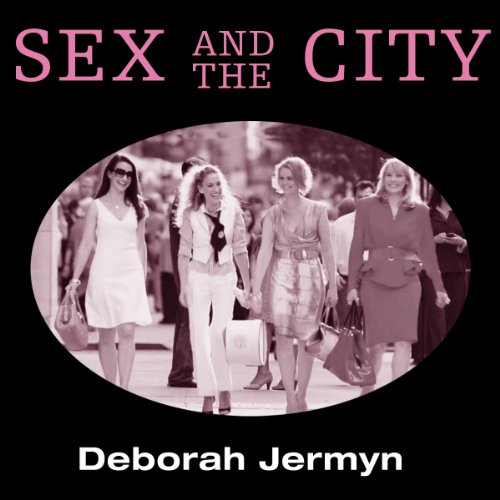 Sex and the City, TV Milestones audiobook cover art