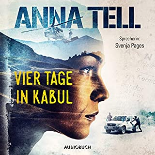 Vier Tage in Kabul cover art