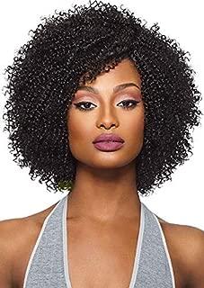 OUTRE PURPLE PACK HUMAN HAIR BLEND BIG BEAUTIFUL WEAVE 4C COILY 3PCS (DR425)