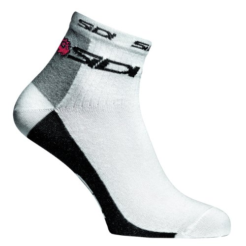 Sidi Socken Votex weiss/schwarz Gr 37