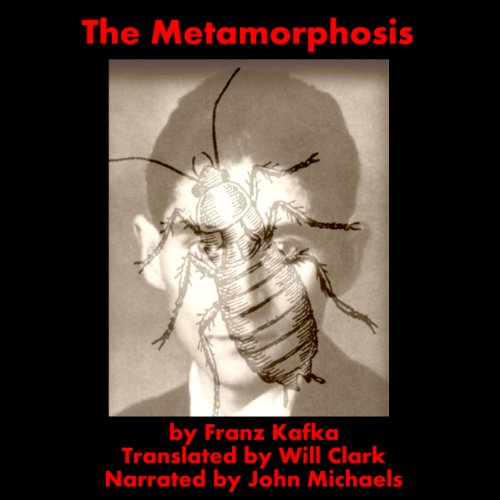 The Metamorphosis audiobook cover art