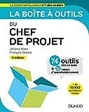 La boîte à outils du Chef de projet - 74 outils clés en main + 12 vidéos d'approfondissement (BàO La Boîte à Outils) - Format Kindle - 9782100794362 - 7,49 €