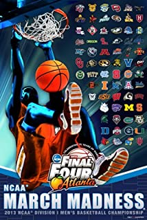 2013 final four poster