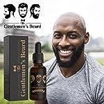The Gentlemen's Premium Beard Oil - Conditioner Softener - All Natural Fragrance Free - Softens, Strengthens and… 5