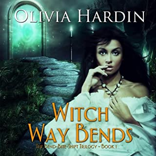 Witch Way Bends     Book 1 of the Bend-Bite-Shift Trilogy              Written by:                                                                                                                                 Olivia Hardin                               Narrated by:                                                                                                                                 Henry McNulty                      Length: 5 hrs and 24 mins     Not rated yet     Overall 0.0
