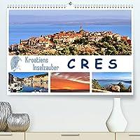 Kroatiens Inselzauber, Cres (Premium, hochwertiger DIN A2 Wandkalender 2022, Kunstdruck in Hochglanz): Die Insel der Olivenhaine und Gaensegeier (Monatskalender, 14 Seiten )