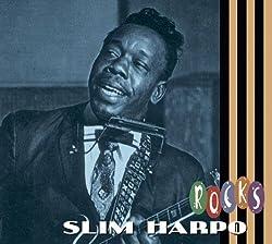 Slim Harpo Rocks Import Edition by Slim Harpo (2011) Audio CD