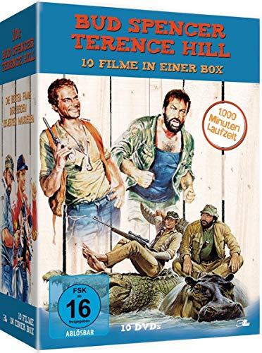 Bud Spencer & Terence Hill [10 DVDs]
