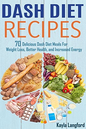 Dash Diet Recipes: 10 Delicious Dash Diet Meals For Weight Loss, Better  Health and Increased Energy
