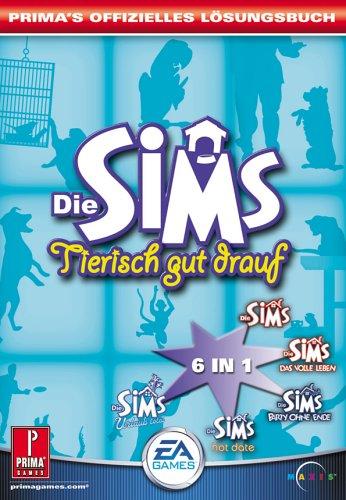 Die Sims - Tierisch gut drauf (Lösungsbuch)