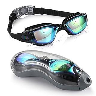 Aegend Swim Goggles, Swimming Goggles No Leaking Anti Fog Adult Men Women Youth (B01LNAU866) | Amazon price tracker / tracking, Amazon price history charts, Amazon price watches, Amazon price drop alerts