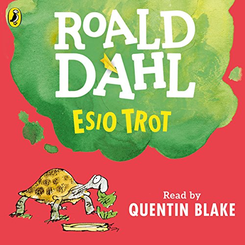 Esio Trot audiobook cover art