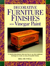 Decorative Furniture Finishes With Vinegar Paint (Decorative Painting)