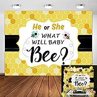 ハチの背景 What Will Baby Bee