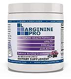 L-arginine Pro, L-arginine Supplement - 5,500mg of L-arginine Plus 1,100mg L-Citrulline