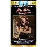 Miss Sadie Thompson [VHS]