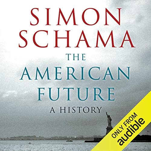 The American Future audiobook cover art