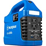 Westinghouse Outdoor Power Equipment iGen200s Portable Power Station and Outdoor...