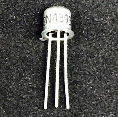 2N4393 JFET N-CH 40V 1.8W TO-18 3 PIN New!