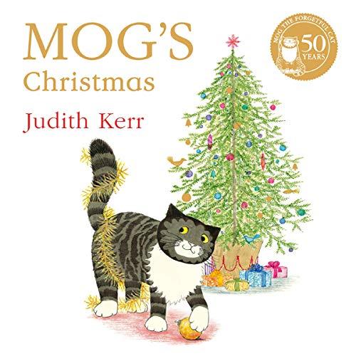 Mog's Christmas cover art