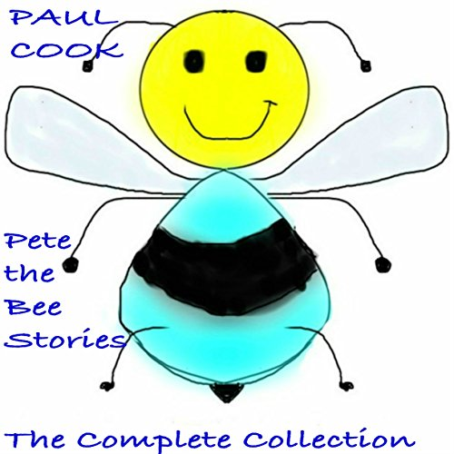 Pete the Bee Stories  By  cover art