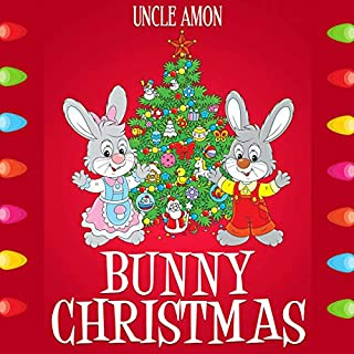 Bunny Christmas audiobook cover art