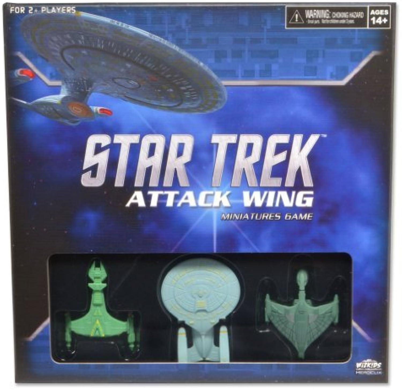 tienda en linea Estrella Trek Attack Wing Wing Wing  Estrellater Set by WizKids  Mejor precio