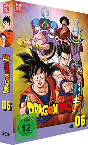 Dragonball Super - TV-Serie - Vol. 6 - [DVD]