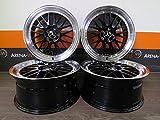 4 Alufelgen Ultra Wheels UA3-LM 19 Zoll passend für -LM -LM -LM -LM A 176 B 246 C 204 205 CLA CL E 207 GLA S 220 Vito NEU