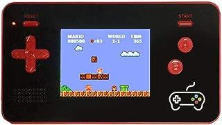 LUCKY ミニポータブルゲーム機 モバイルバッテリー 188種ゲーム内蔵 レトロゲーム 8ビット