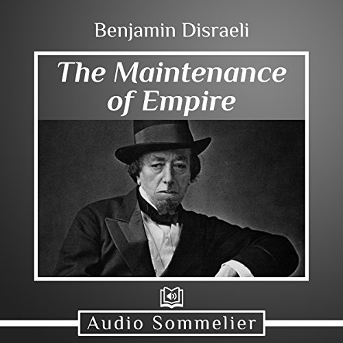 The Maintenance of Empire copertina