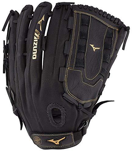 "Mizuno GPM1405 Premier Series Slowpitch Softball Gloves, 14"", Right Hand"