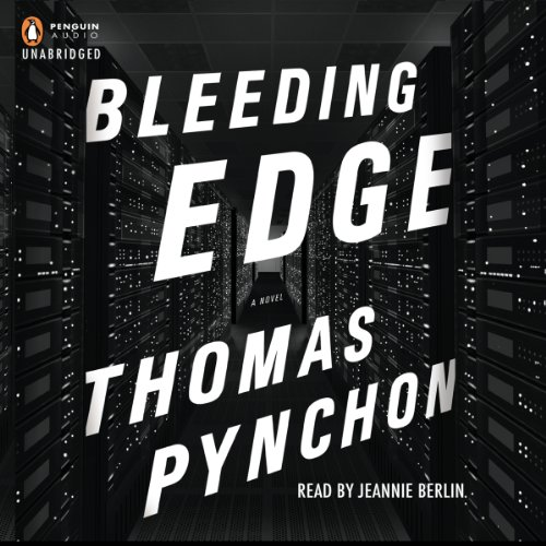 Bleeding Edge audiobook cover art