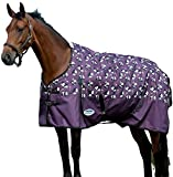 Weatherbeeta Comfitec Essential Standard Neck Blanket Lite Purple Panda Print 48'