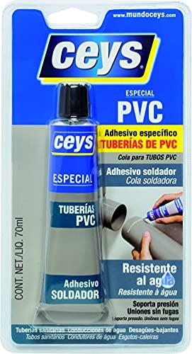 CEYS 501029 Reparador tuberias PVC, Azul,...