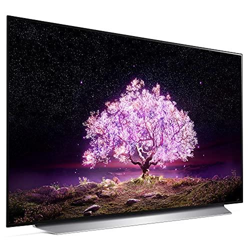Pantalla LG 55' 4K Smart TV OLED OLED55C1PSA AI ThinQ (2021)