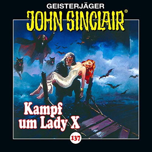Kampf um Lady X., Teil 2 cover art