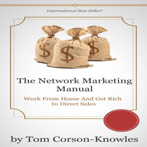 The Network Marketing Manual audiobook cover art